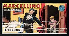 ▬►MARCELLINO (Format à l'Italienne) N°16 de 1958 L'INCONNU TBE (No Rodéo)