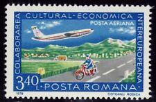 SELLOS AVIACION RUMANIA 1979 A-266 1v.