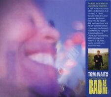 TOM WAITS - BAD AS ME  CD NEU
