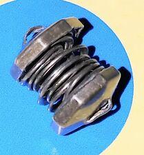 Charm Q103 Squeeze Box Sterling Silver Vintage Bracelet