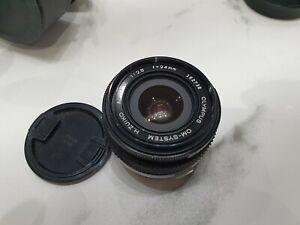 OLYMPUS H.ZUIKO 24mm f2.8 AUTO-W Lens - OLYMPUS OM Fit