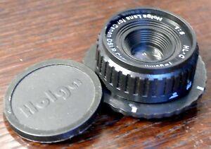 Holga lens f=60mm, 1:8  für CANON EF