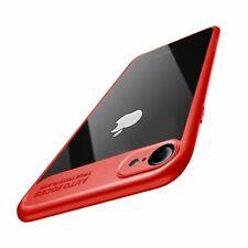 Apple IPHONE 7 Funda Estuche Móvil Protector Carcasa Rojo