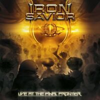 IRON SAVIOR - LIVE AT THE FINAL FRONTIER (2CD+DVD) 2 CD + DVD NEU