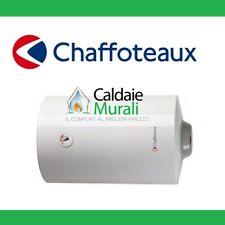 SCALDABAGNO ELETTRICO CHAFFOTEAUX mod CHX 80 H/2 EU 80 LT ORIZZONTALE