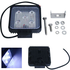 5W LED Working Light Lamp Flood Beam Offroad Car Truck Boat UTE SUV Jeep 12V