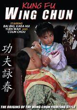 kung fu wing chun - Hong Kong RARE Kung Fu Martial Arts Action movie - NEW DVD
