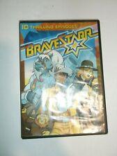 Bravestarr: 10 Thrilling Episodes (DVD, 2011) BRAND NEW, Thirty-Thirty, Shawman