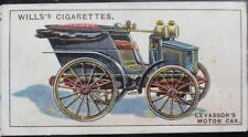 No.33 LEVASSOR'S MOTOR CAR Famous Inventions - W.D.& H.D. Wills 1915