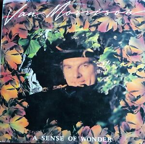 Van Morrison – A Sense Of Wonder vinyl lp uk 1st press vg cond