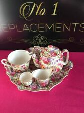 Multi British Porcelain & China Dinner Services