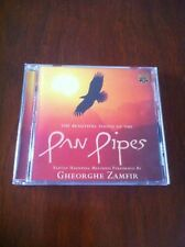 Beautiful Sound of the Pan Pipes by Gheorghe Zamfir CD
