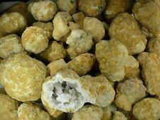 Unopened Geodes - 25 Pcs - Beautiful Druzy Quartz