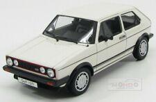 Volkswagen Golf I Gti Pirelli 2-Door 1983 White Welly 1:18 WE18039WH Model