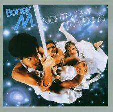 BONEY M: NIGHTFLIGHT TO VENUS REMASTERED CD INC 2 BONUS TRACKS / NEW