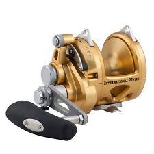 PENN International 20 VISX Conventional Fishing Reel - Gold