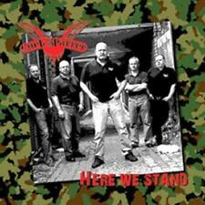 Cock Sparrer - Here We Stand (NEW CD)