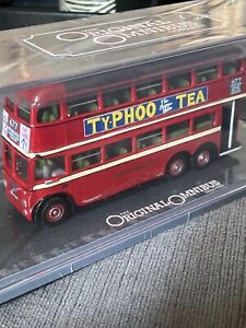 corgi Ooc,om43703,AEC Q1 Trolleybus,LONDON TRANSPORT model Bus/tram