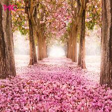 Blume Dünn Vinyl Hintergrund Für Fotostudio Hintergrundstoff  3X3M 14-401