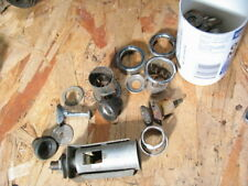 Cigarette Lighter parts and other small dash parts from1960 Mercedes Benz 190b