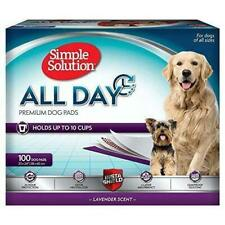 Simple Solution All Day Premium Dog Pads 100ct 23x24