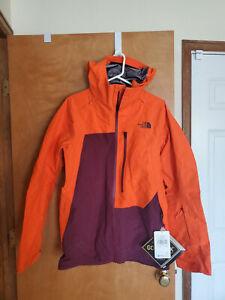 NEW The North Face Free Thinker FUTURELIGHT GORE-TEX PRO 3L Ski Jacket Small