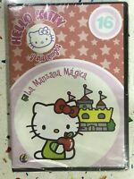 Hello Kity Y Amici DVD Nuovo Sigillato La Mela Magica Spagnolo 16