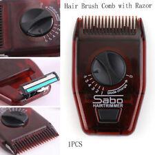 Styling Tool Bangs Repair Comb Hairdressing Comb Hair Trim Comb Hair Brush