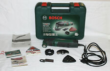 Bosch PMF 190 E Multifunktionswerkzeug Sägen Trennen Schleifen 190 W