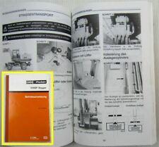 Case poclain 1088 p2a p2al excavadoras manual de instrucciones de manejo mantenimiento 1989