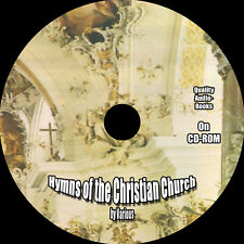 Hymns of the Christian Church, by Various, MP3 AudioBook 1 CD