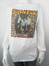 Denny Rose Damen T-Shirt Top Shirt 3955 Guscio Strass Neu M
