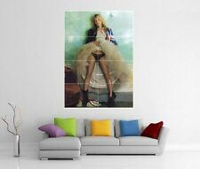 Kate MOSS GIANT WALL ART PRINT PICTURE POSTER H120