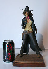 1/6 Resin Model Kit, Sexy action figure Cowgirl Sheriff