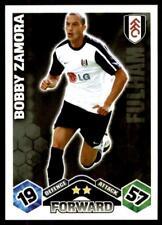Match Attax 2009-2010 Bobby Zamora Fulham No. 158