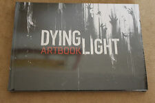 DYING LIGHT ARTBOOK NEW SELAD