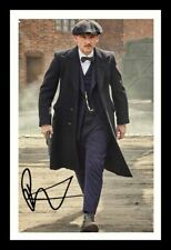 PAUL ANDERSON - PEAKY BLINDERS AUTOGRAPHED SIGNED FRAMED PP POSTER PHOTO