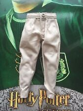 Star Ace Harry Potter Draco Malfoy (QUIDDITCH) Tan Pants loose 1/6th scale