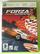 Forza Motorsport 2 - Xbox 360 - PAL - Complet