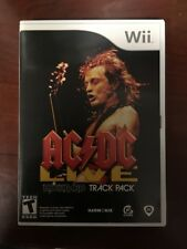 AC/DC Live: Rock Band Track Pack - Used Wii, Nintendo Wii Game