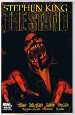 STEPHEN KING : STAND - The NIGHT HAS COME #1, 2011, NM, Virus, more in store