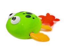Badespielzeug Frosch Grün Aufziehspielzeug Badewanne Spielzeug NEU & OVP