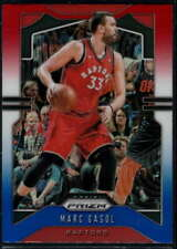 MARC GASOL 2019-20 Panini Prizm Prizms Red White and Blue #153 Raptors  ID:1585