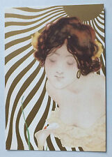 CP - FEMMES AU SOLEIL 5 PAR RAPHAEL KIRCHNER  - ED. DI MARIA - 1984 *