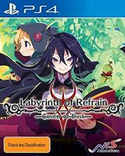 Labyrinth Of Refrain Coven Of Dusk RPG Adventure Game For Sony Playstation 4 PS4