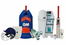 GM Complete Kit with Helmet Cricket Size 6
