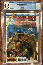 Spirits of Vengeance # 1 - CGC 9.8 Giant Size X-Men Tribute Variant - Awesome!