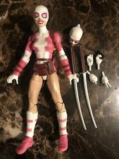 Marvel Legends Gwenpool Loose Figure Lizard Wave