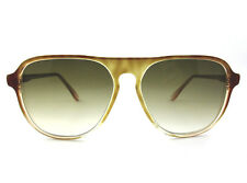 occhiale da sole  Personal vintage unisex  C.833 colore marrone sfumato traspar.