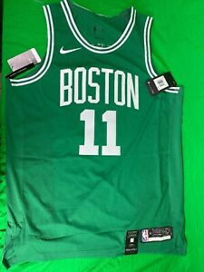 AUTHENTIC NBA Boston Celtics Kyrie Irving VaporKnit Jersey Men 3XL Size 58
